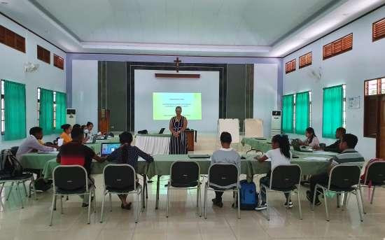 """PFMO """"OSAN POVU NIAN, JERE HO DI'AK"""" realiza o Seminário """"Prestação de Contas e Integridade dos Fundos Públicos"""" para a sociedade civil"""